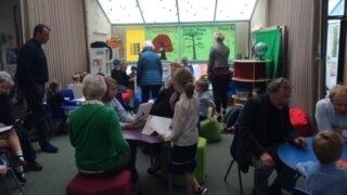 Community Reading Café