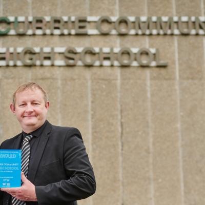 Currie High School - Scotland's Most Enterprising School