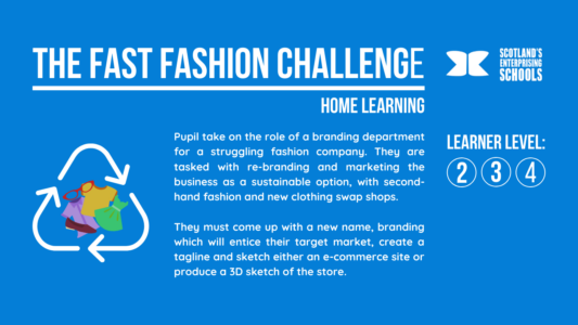 Fast Fashion Challenge Description