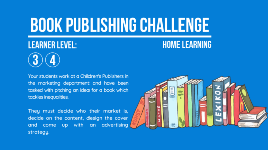 Book Publishing Challenge Description