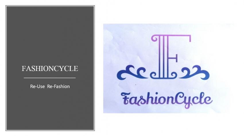 Bonnie's re-usable fashion brand 'FashionCycle'