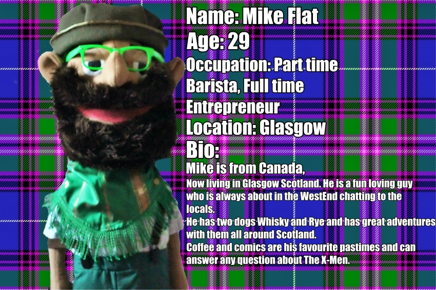 Mike will be judging our Primary entries
